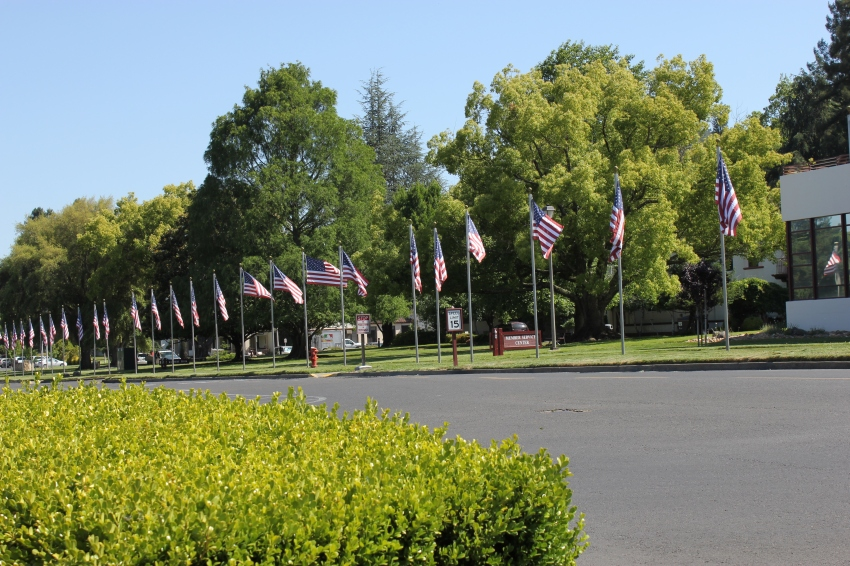 Veteran's Community-Yountville, CA